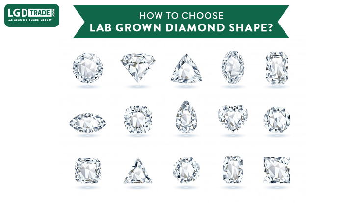 man made diamond shape